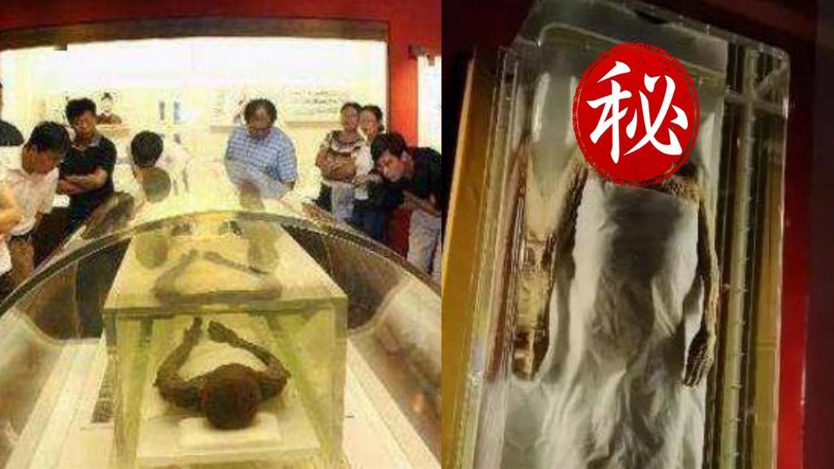專家挖千年古墓 開棺女屍「嘆一口氣」嚇歪