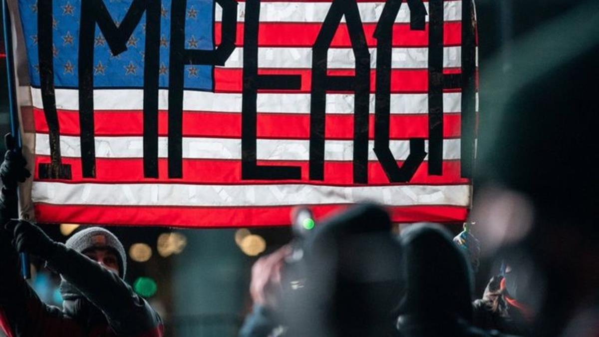 美國國會第二度彈劾總統川普:解疑五個關鍵問題