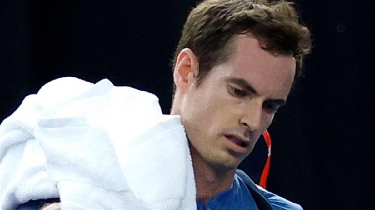 英國網球名將莫瑞驚傳確診 出賽澳網恐生變