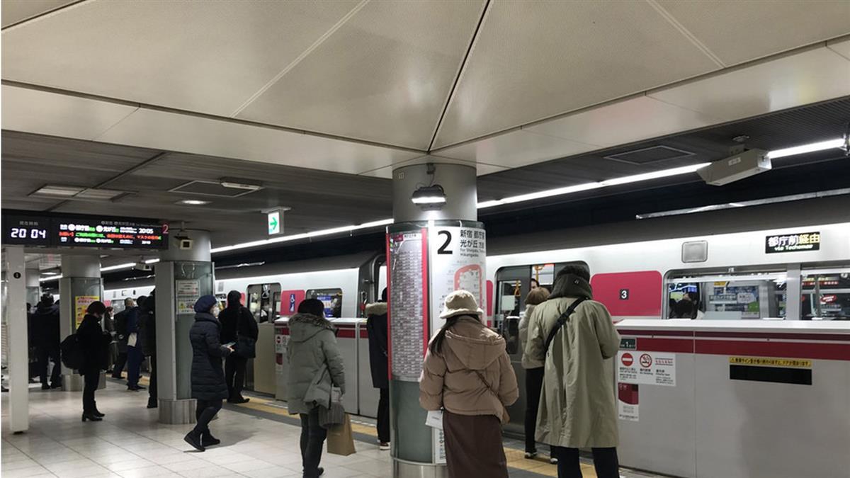 日本地鐵爆駕駛群聚感染38人確診 禍首疑是宿舍水龍頭