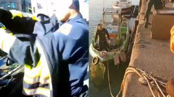 同日2驚險案!22歲名車男路中突昏睡 50歲男墜海不治