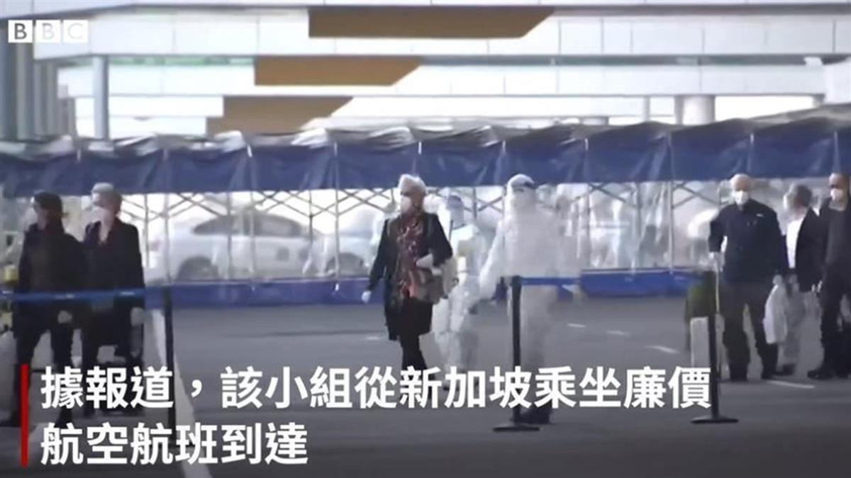 WHO專家終於抵達武漢 網質疑:過週年慶?