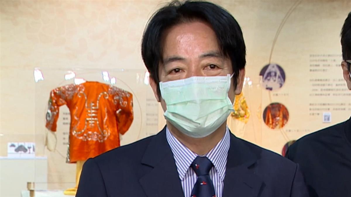 楊志良嗆「絕不道歉」 賴清德:不當言論打擊醫護士氣