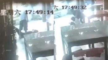 健身男被醉漢跨坐騷擾 下秒連出10拳打死他