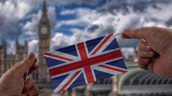 梅克爾稱新冠變種為「英國病毒」 英網友氣炸