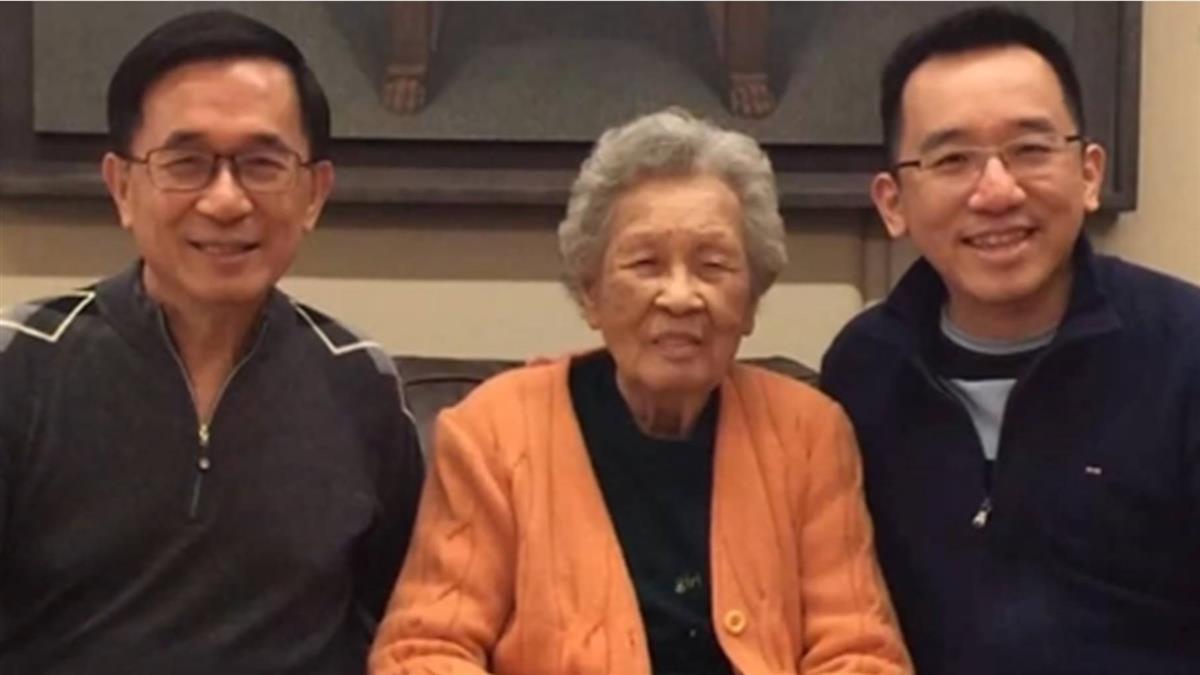 扁媽病逝享壽94歲!睡夢中安詳辭世 不辦告別式