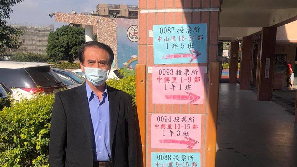 陳學聖投完票秒宣傳「罷王」 恐遭罰500萬緊急回應了