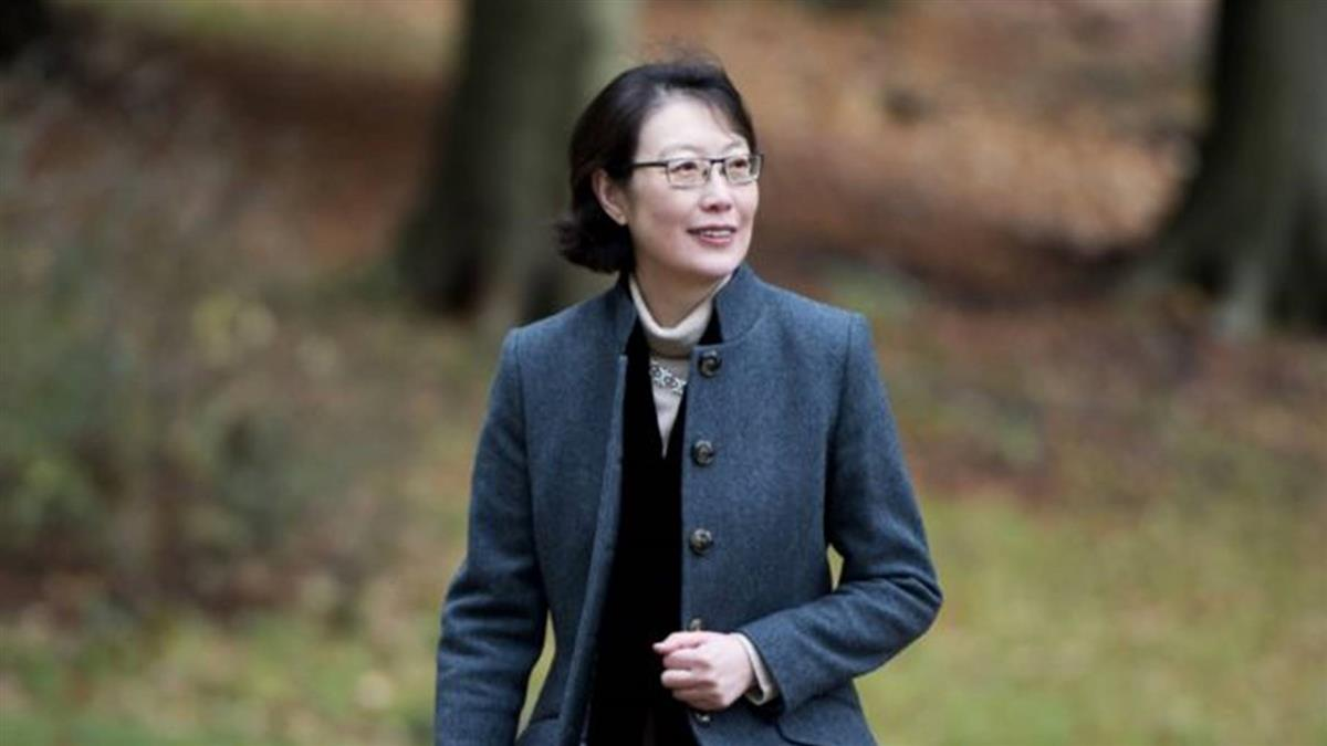 人物:英國2021皇家規劃學會主席楊威