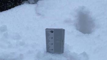 文大降雪預報 成功預測到七星山逾10公分積雪