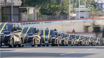 「黃昏市場幫」大哥出殯!黑白兩道都來了 近百警監控交管