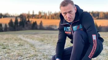 俄羅斯反對派首領堅持返國 下機秒被警方拘捕