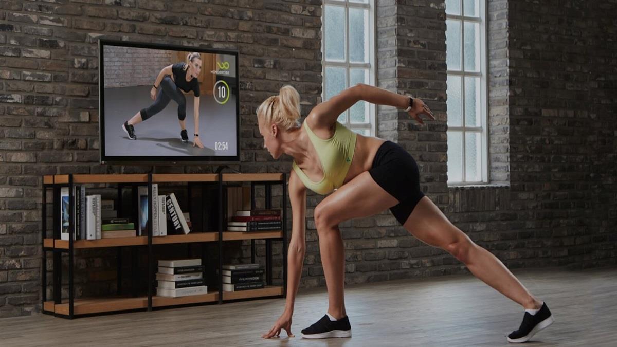 Wondercise 將於CES 2021發表全球首款多功能「即時動作比對」健身系統
