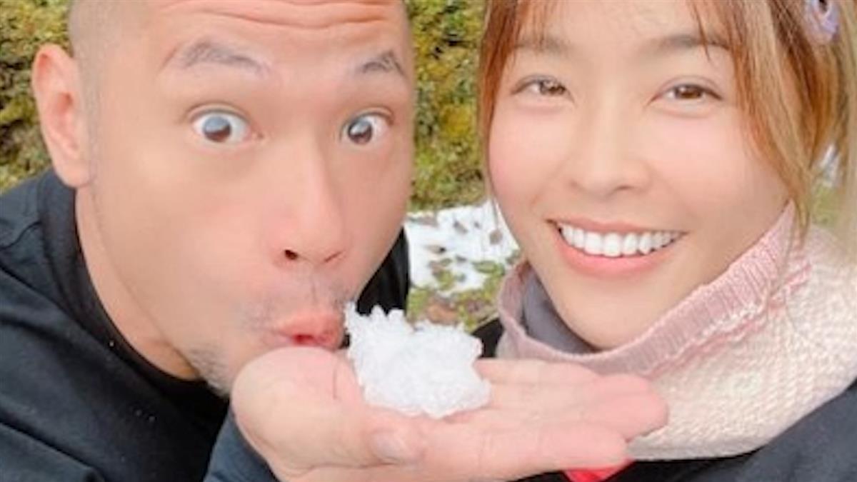 小嫻甜慶金剛40歲!武陵追雪意外照放閃