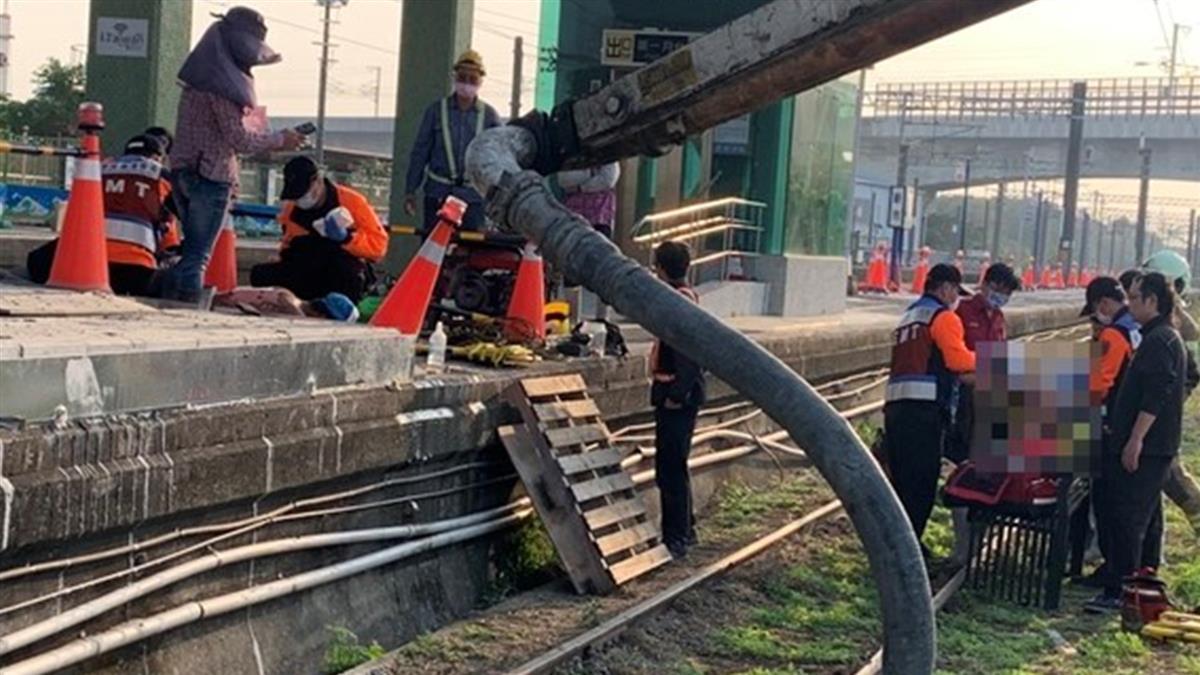 快訊/台南2工人碰高壓電 18%灼傷急送醫搶救
