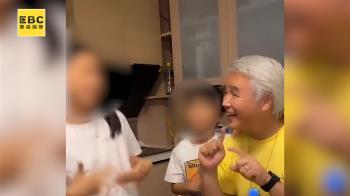 張庭尪逼兒講中文!8歲童暴怒1句話回嗆爸
