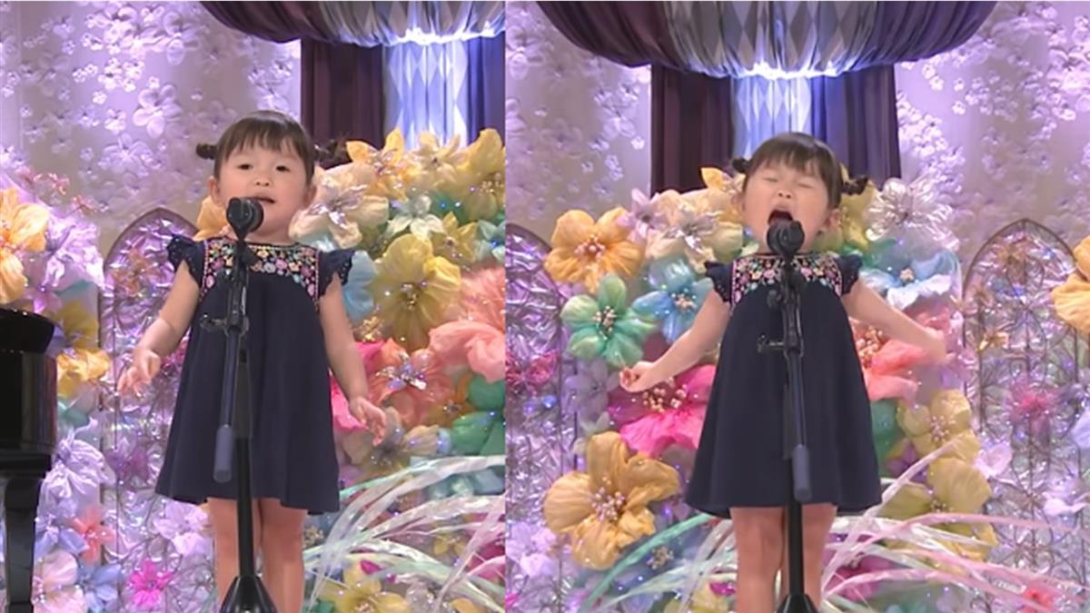 日本2歲萌娃熱唱《狗狗警察》 衝破900萬觀看太妍也告白