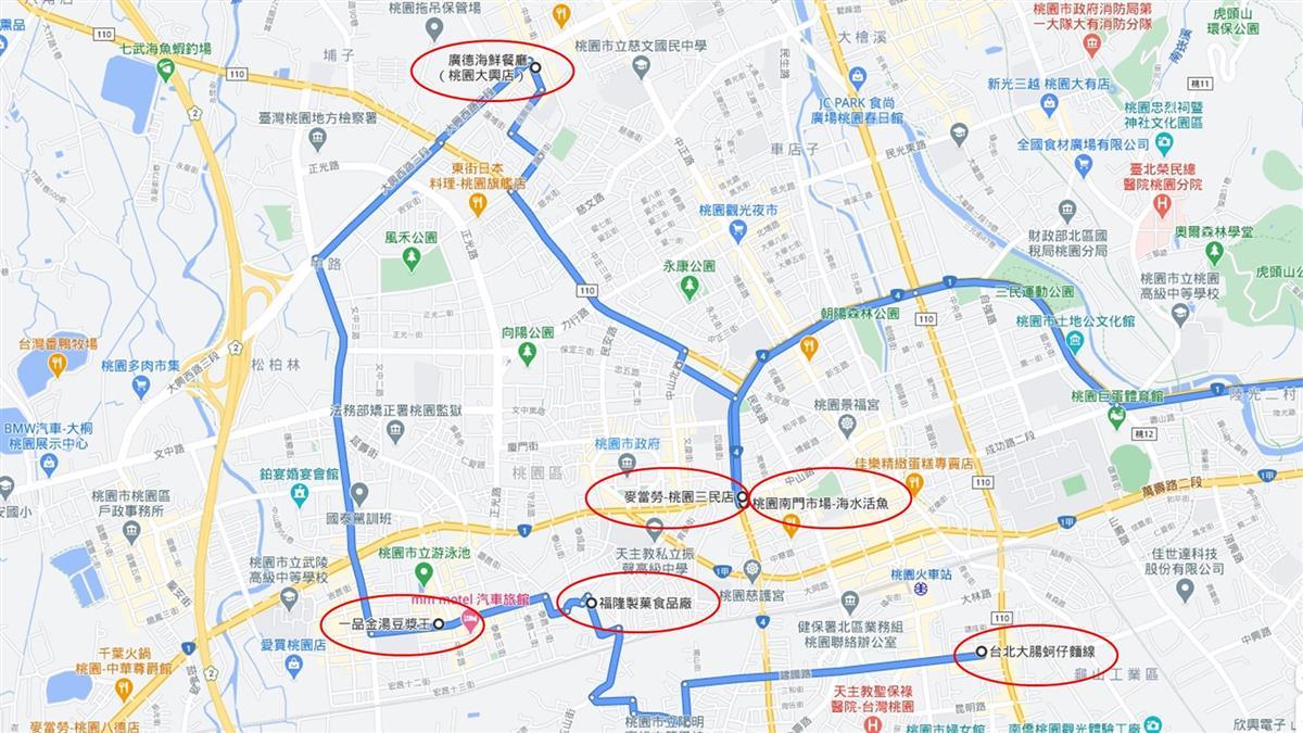 染疫護理師一家足跡成桃園蛋黃區 台大醫公開「封城3條件」