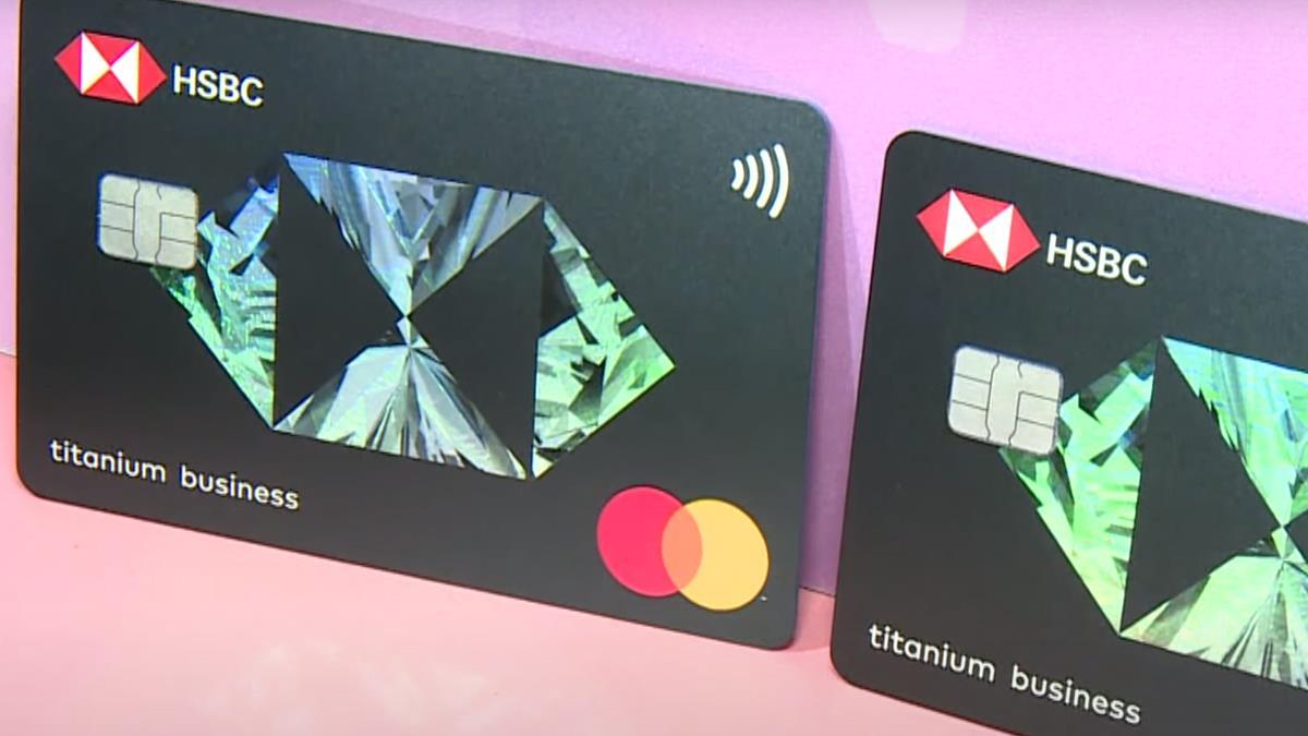 網購外送綁定信用卡 滙豐匯鑽卡6%回饋