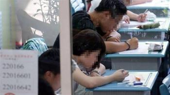 學測首日考英文國選社會 考生須戴口罩配合量溫