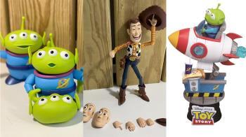 超商限量「玩具總動員集點活動」 巴斯竟有20個關節可變化