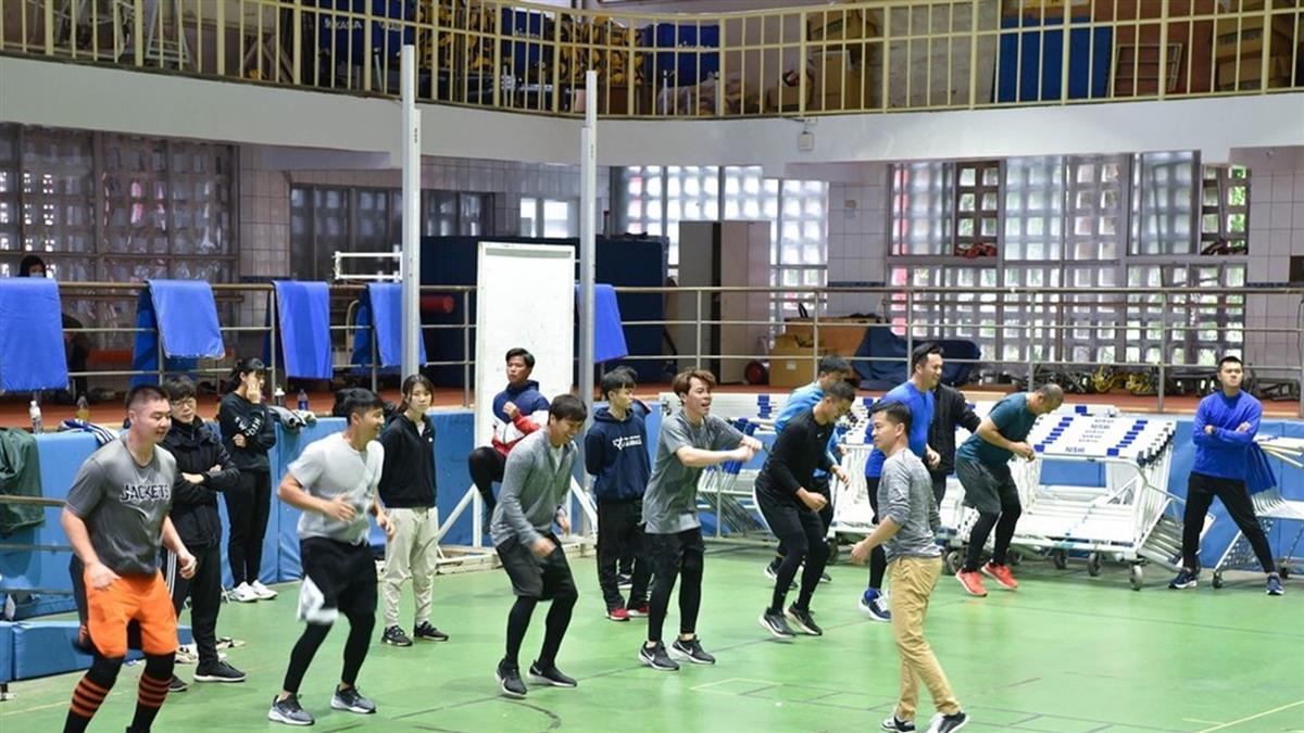 台師大運科團隊協助自主訓練 幫職棒選手備戰
