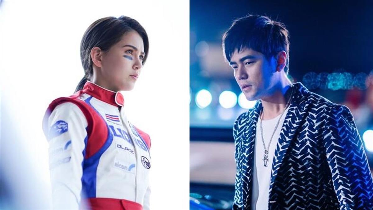 《叱咤風雲》斥資3億 台灣首部賽車電影《叱咤風雲》