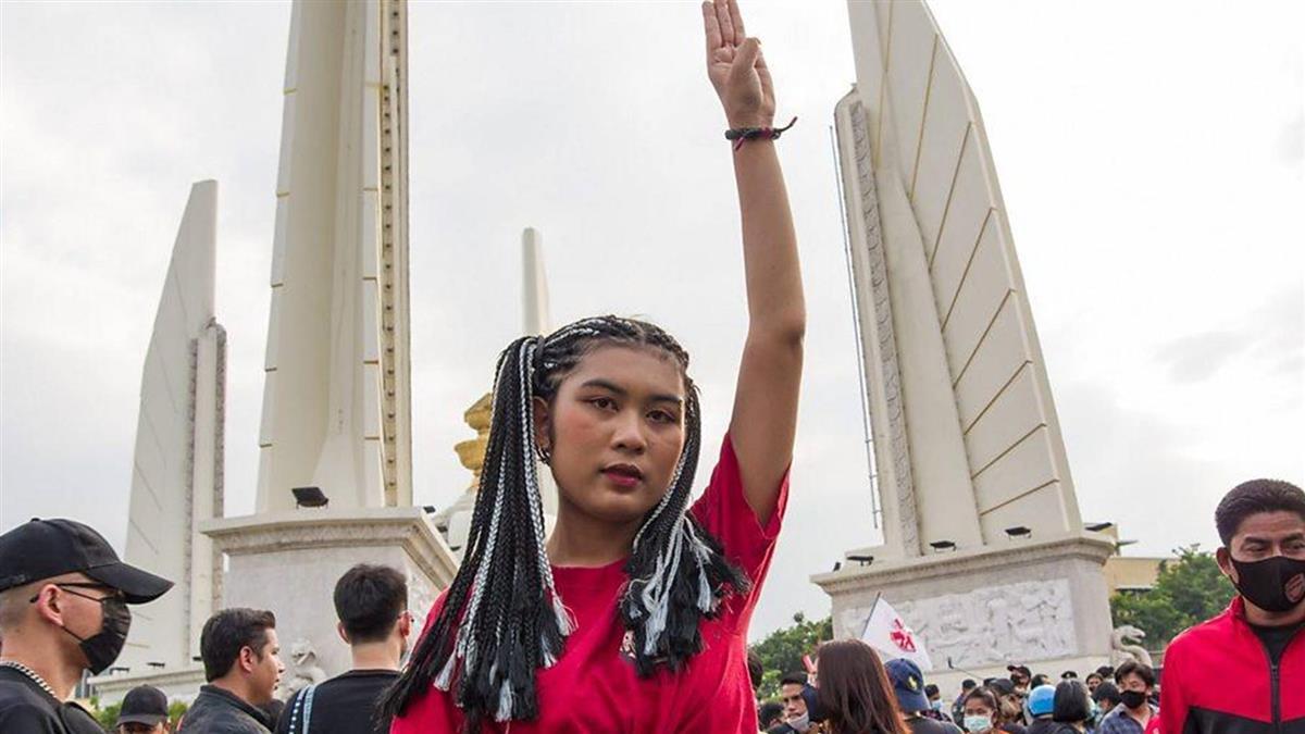 BBC紀錄片:泰國的青年抗議——挑戰不可撼動的王權