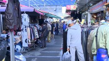 防疫鬆懈?凱旋市場假日人多 近半民眾沒戴口罩