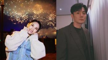 楊丞琳李榮浩見面了 分開300多天曬「擁抱照」網嗨翻