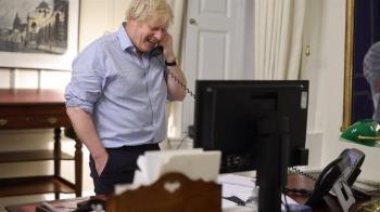 英美領導人通電話暴露雙方貿易議題分歧