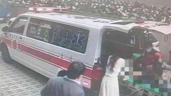 快訊/台南老翁喜宴上吃奶酪噎住 送醫搶救不治