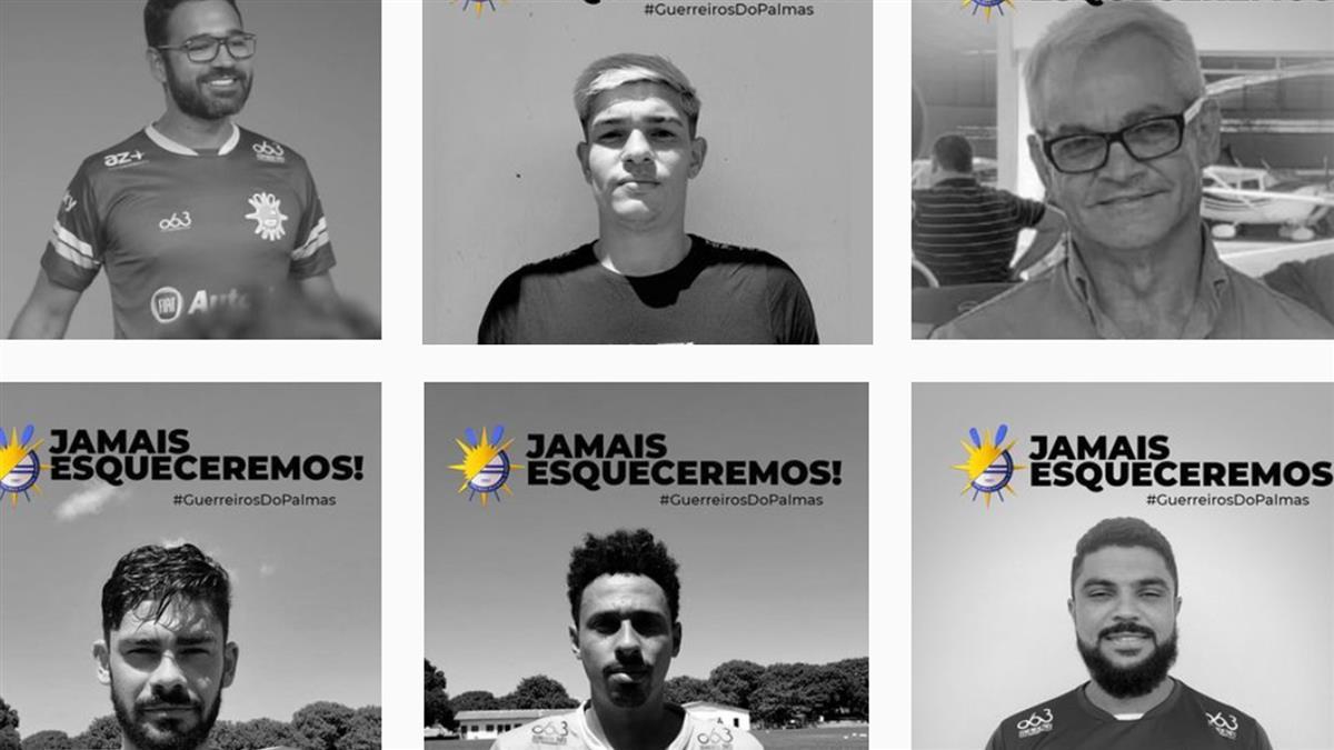 巴西足球隊遇空難!飛機「墜地撞毀」 4球員全罹難