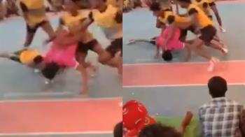 王牌運動員遭6名對手圍攻 頭著地當場斷脖慘死