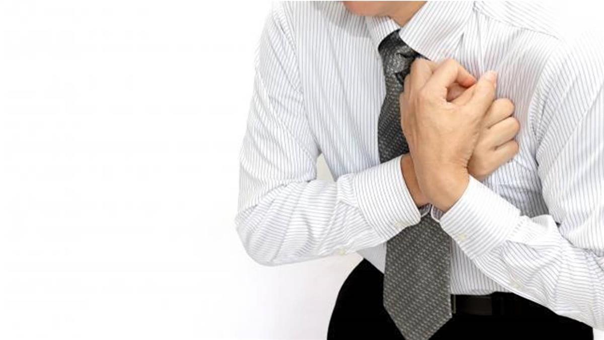青壯年心肌梗塞猝死增 莫名「牙痛、腰酸背痛」恐是前兆