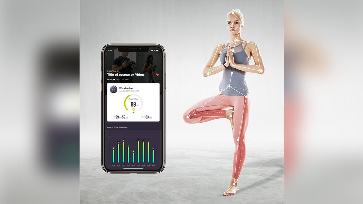 Wondercise健身科技於CES 2021大放異彩!外媒盛讚「實力足以挑戰Apple Fitness+」