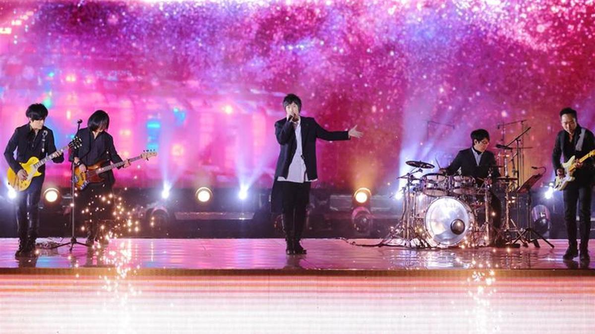台灣本土疫情升溫 五月天台中5場演唱會全數延期