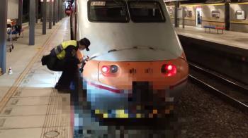 快訊/台鐵埔心站死傷意外 1人闖鐵軌被撞死