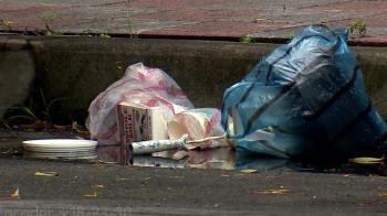 高雄亂丟垃圾罰近4000萬 檢舉達人一年抱走546萬