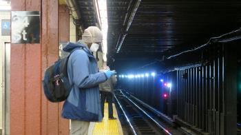 美國CDC下令 民眾搭大眾運輸強制戴口罩