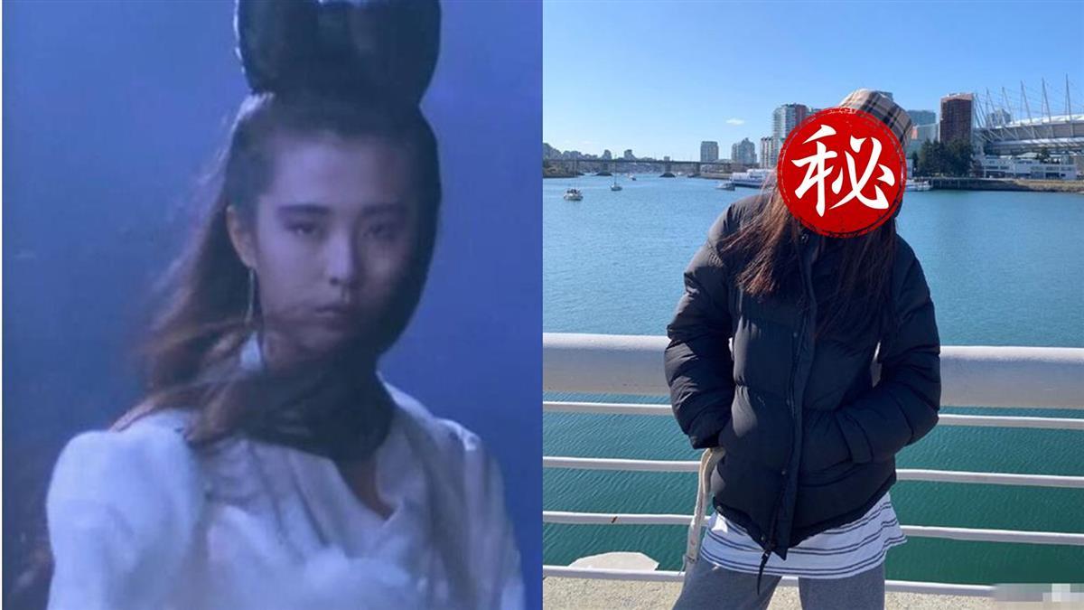 王祖賢54歲了!高清近照曝光 網狂讚根本少女