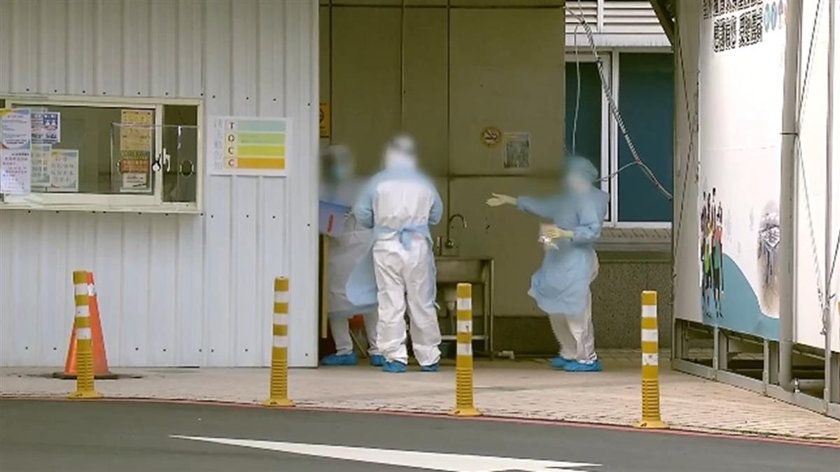 案889傳染鏈擴大某醫院!桃衛生局證實:女列車長也去過
