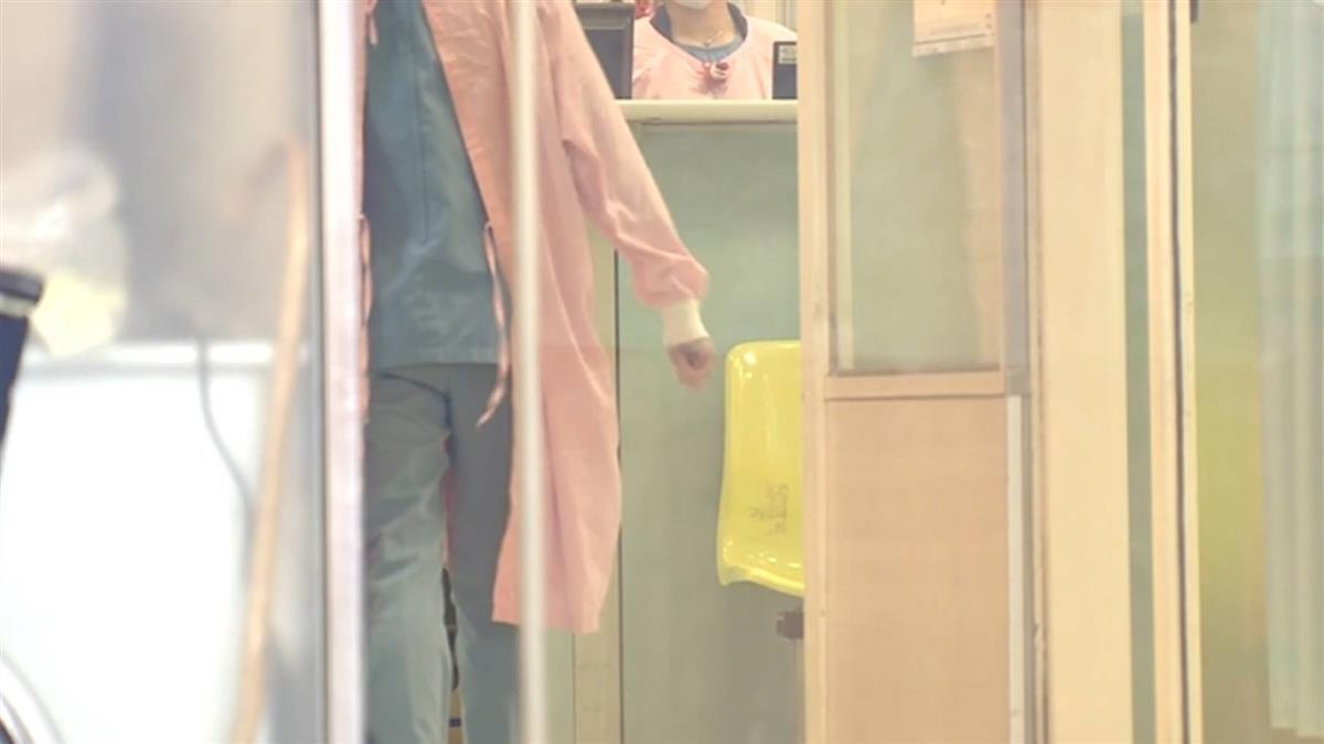 第二家醫院確診者無症狀 陪病不到30分鐘感染