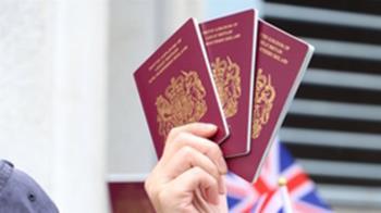 英國BNO護照新制上路 數百萬港人獲入籍管道
