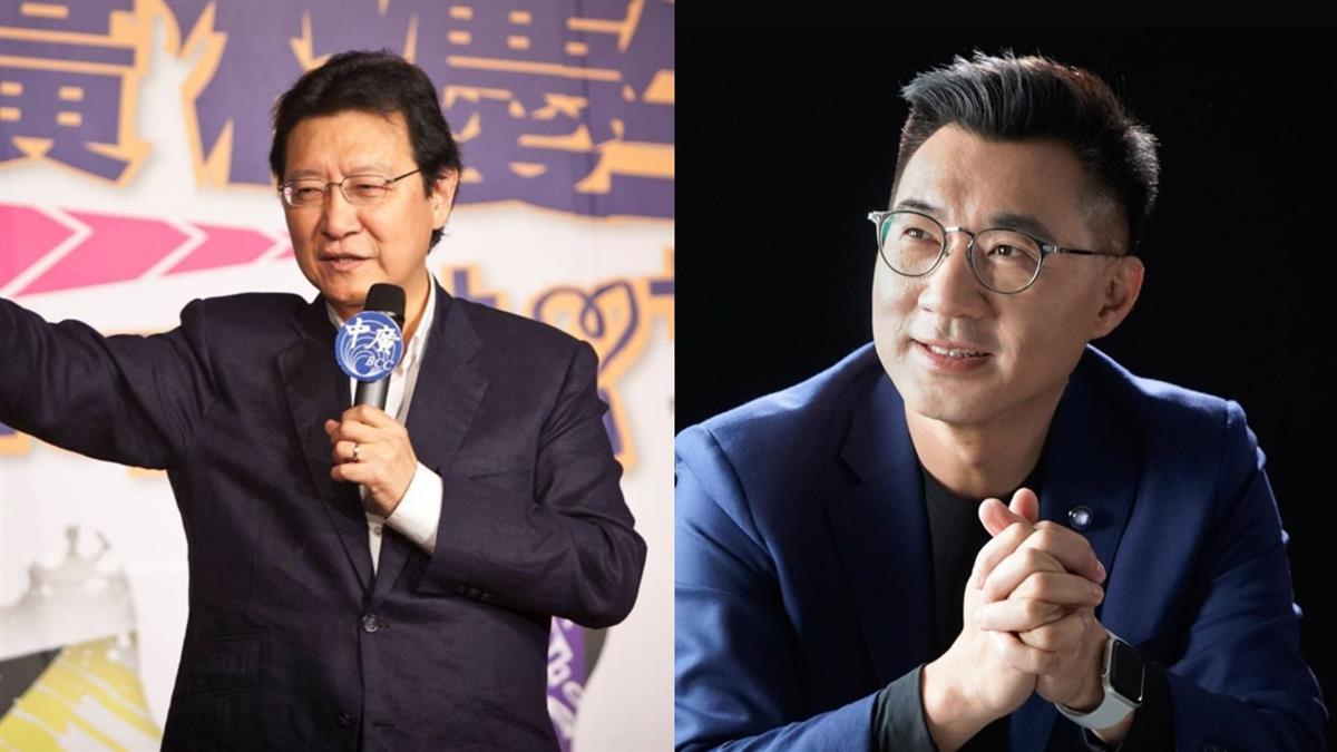 趙少康重回國民黨 江啟臣證實:有收到申請