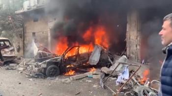 敘利亞北部土耳其掌控區 1天3起炸彈攻擊20多人亡