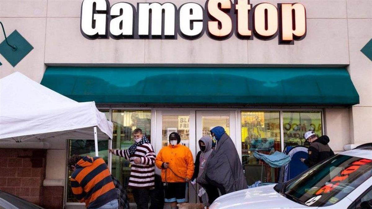Gamestop股價暴漲:美國股市年輕散戶與華爾街鬥法顯現的「世代對抗」