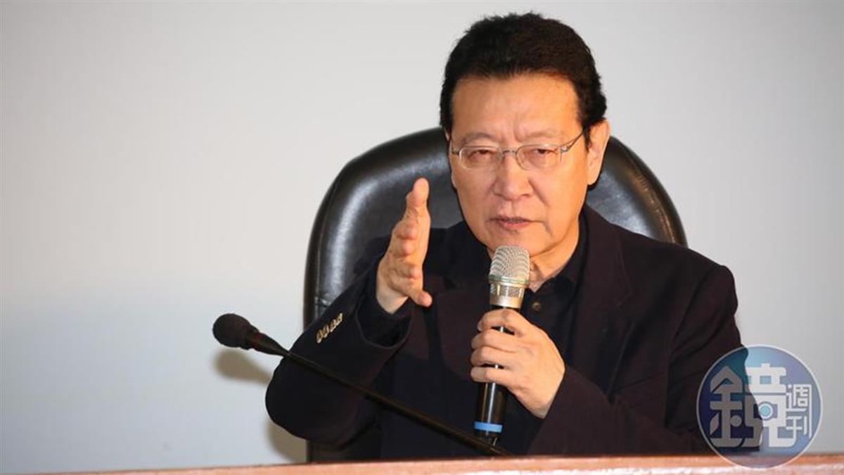 爆韓國瑜勸進參選主席 趙少康:他說只有我能救黨
