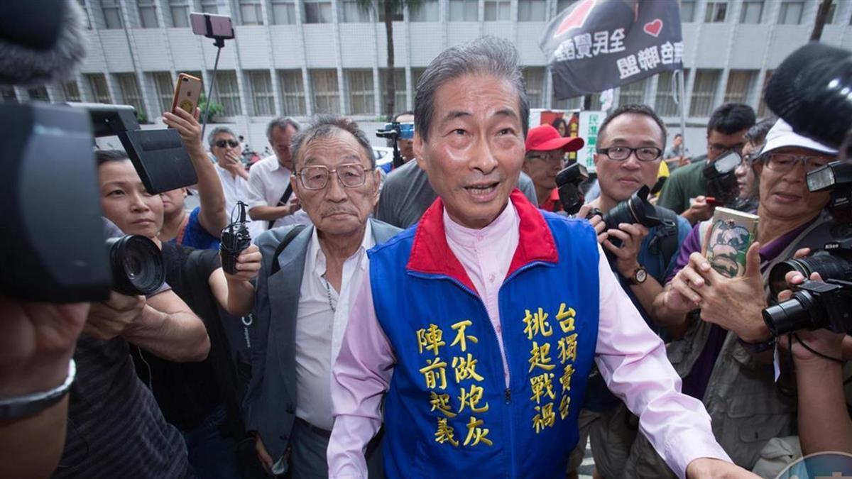 張安樂大陸節目自爆 吸收台青年「綠轉紅」宣揚和平統一