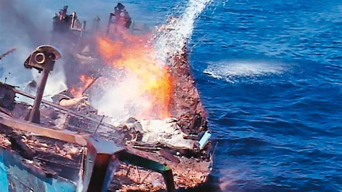 海上傳11聲槍響!陸籍槍手行刑式殺2人 冤魂印記助破案