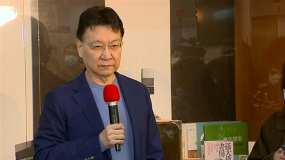 重返國民黨爭黨主席 趙少康爆:韓國瑜要我選